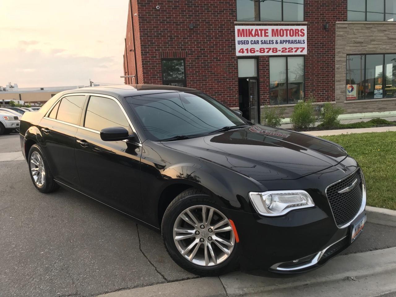 2015 Chrysler 300 Touring