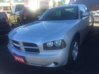 Used 2010 Dodge Charger SE for sale in Hamilton, ON