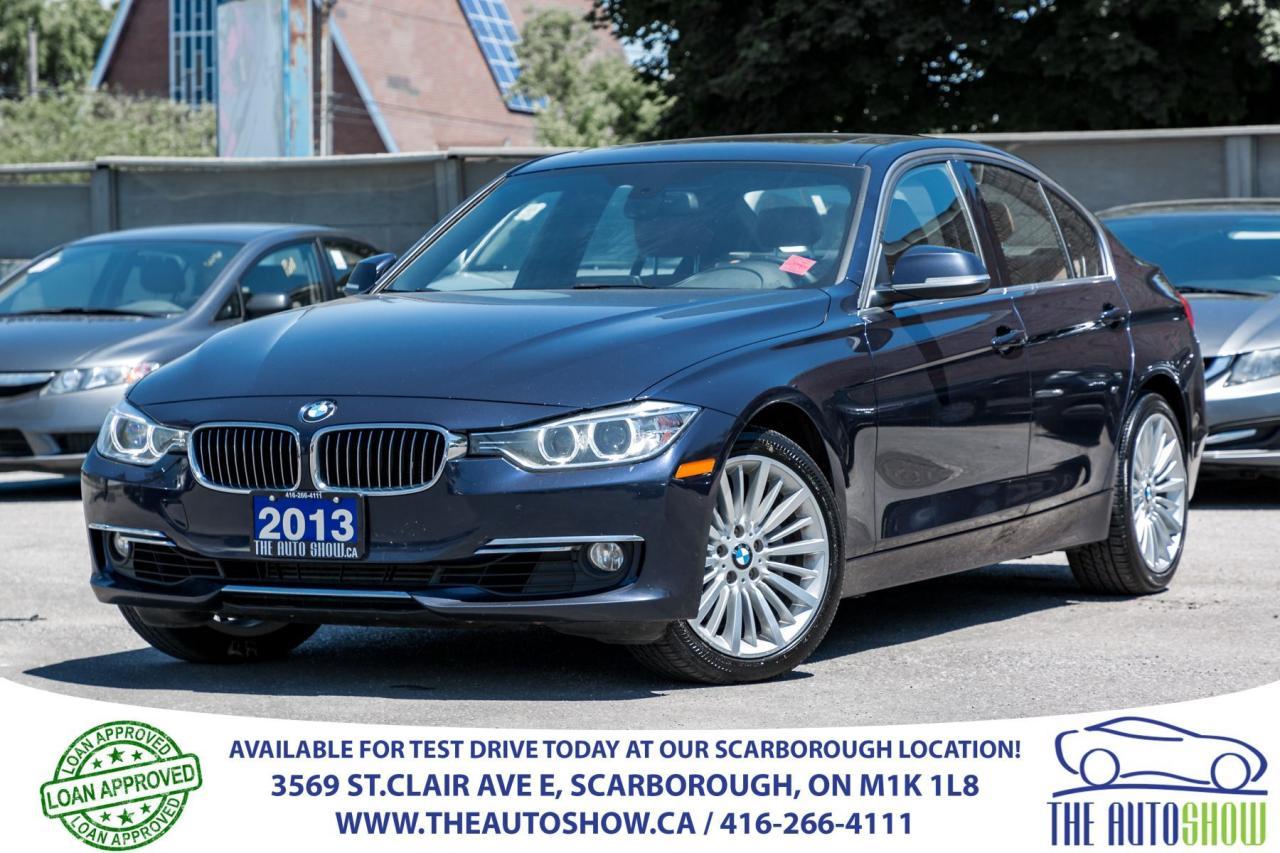2013 BMW 3 Series 335i xDrive 6 Speed Manual AWD Cognac Interior