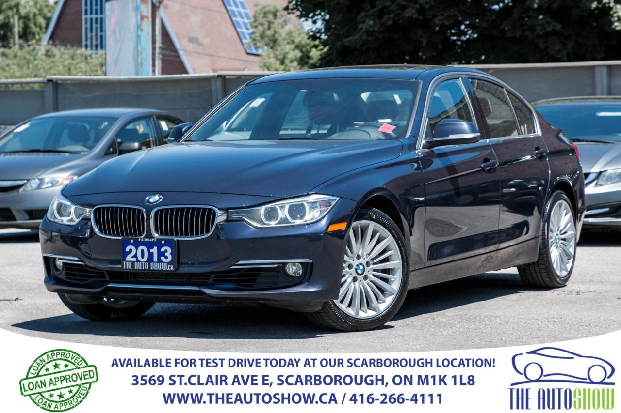 Used 2013 BMW 3 Series 335i xDrive 6 Speed Manual AWD Cognac ...
