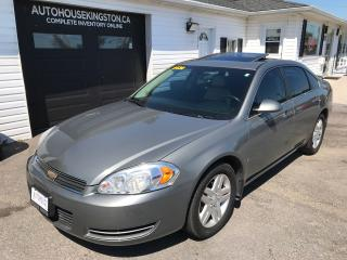 Used 2008 Chevrolet Impala LT for sale in Kingston, ON
