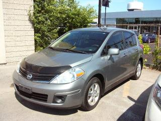 Used 2012 Nissan Versa SL for sale in Georgetown, ON