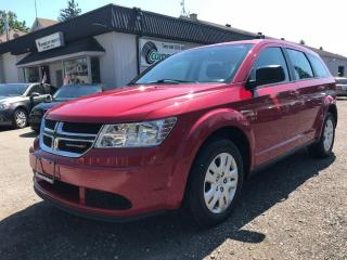Used 2016 Dodge Journey Canada Value Pkg for sale in Bloomingdale, ON