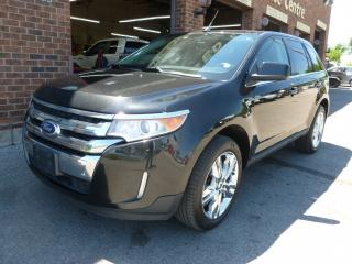 Used 2011 Ford Edge Limited for sale in Weston, ON