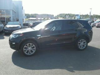 Used 2016 Land Rover Discovery Sport HSE for sale in Fredericton, NB