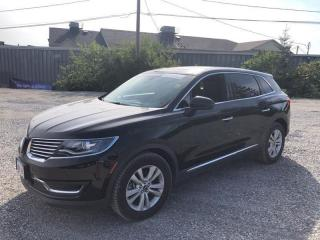 Used 2016 Lincoln MKX Reserve for sale in Fredericton, NB