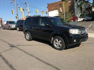 Used 2009 Honda Pilot EX-L auto/cam/leath/7pass/noaccid/certified for sale in Toronto, ON