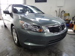 Used 2009 Honda Accord LX MODEL,4 CYL VERY CLEAN for sale in North York, ON