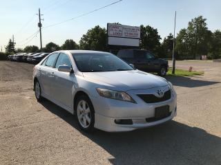 Used 2007 Toyota Camry SE for sale in Komoka, ON