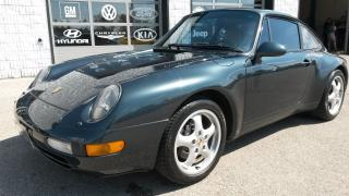Used 1996 Porsche 911 Leather for sale in Guelph, ON