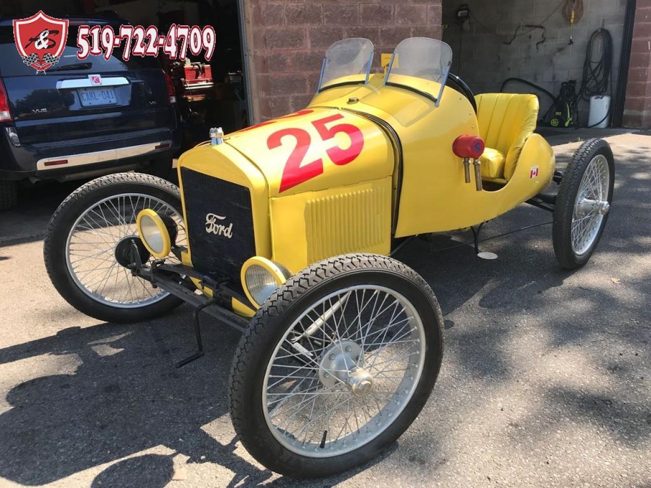 1925 Ford Model T Speedster - RACER