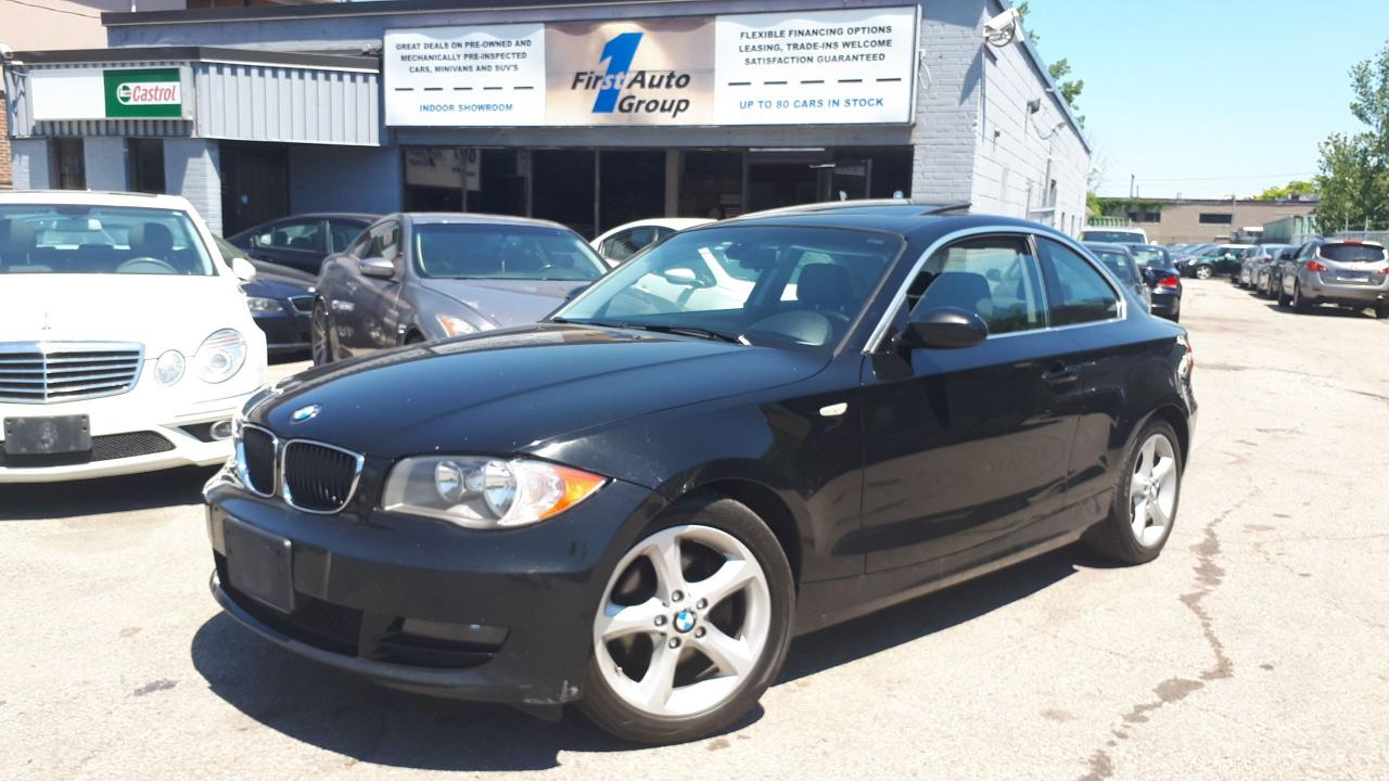 Photo of Black 2009 BMW 128I