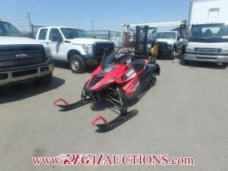Used 2014 Yamaha SR10XSE SRVIPER XTX SE  SNOWMOBILE for sale in Calgary, AB