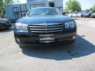 Used 2004 Chrysler Crossfire Limited for sale in Newmarket, ON