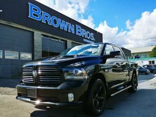 Used 2016 RAM 1500 SPORT for sale in Surrey, BC