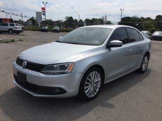 Used 2011 Volkswagen Jetta Sportline * Leather * Sunroof for sale in London, ON
