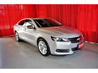 Used 2018 Chevrolet Impala Premier | 2LZ | Navigation | Sunroof for sale in Listowel, ON