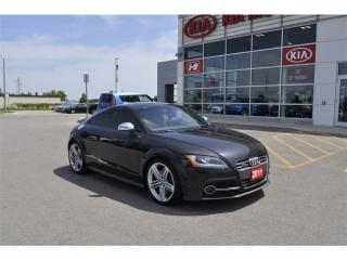 Used 2011 Audi TTS 2.0T | (S tronic) | Premium | Navigation for sale in Stratford, ON
