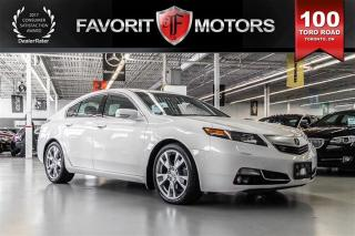 Used 2013 Acura TL Elite, Sunroof, Navigation, Reverse Camera for sale in North York, ON