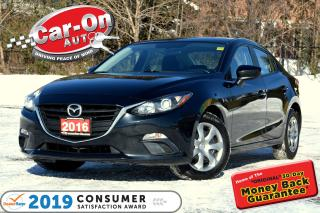 Used 2016 Mazda MAZDA3 Skyactiv POWER GROUP ONLY $83 BI-WEEKLY o.a.c for sale in Ottawa, ON