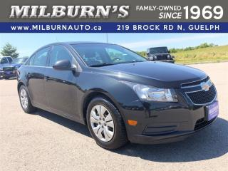 Used 2012 Chevrolet Cruze LT Turbo w/1SA for sale in Guelph, ON