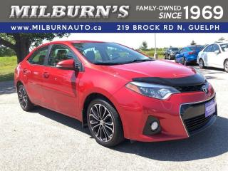 Used 2014 Toyota Corolla CE for sale in Guelph, ON