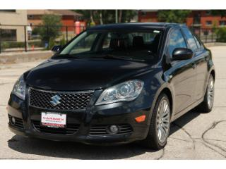 Used 2013 Suzuki Kizashi SX NAVI | AWD | Sunroof | Leather | CERTIFIED for sale in Waterloo, ON