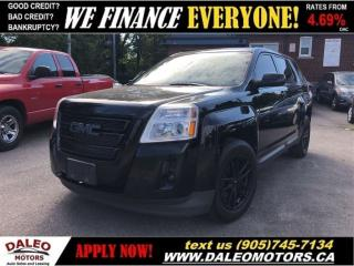 Used 2011 GMC Terrain SLE-1| REMOTE START|BACKUP CAM| AWD| DVD/TV for sale in Hamilton, ON