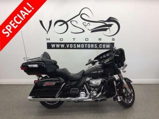 Used 2017 Harley-Davidson FLHTK Electra Glide Ultra Limited - No Payments For 1 Year** for sale in Concord, ON