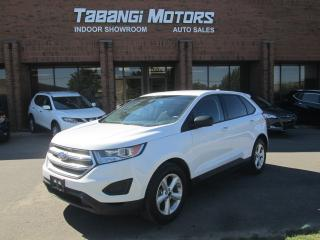 Used 2015 Ford Edge SE | NO ACCIDENTS | REAR CAMERA | HEATED SEATS for sale in Mississauga, ON