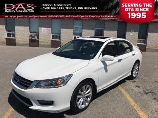 Used 2014 Honda Accord Touring V6/NAVIGATION/REAR VIEW CAMERA for sale in North York, ON