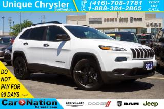 Used 2018 Jeep Cherokee SPORT| ALTITUDE| TRAILER TOW PKG| REMOTE START for sale in Burlington, ON