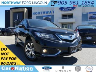 Used 2018 Acura RDX Elite | NAV | PANO ROOF | REAR CAM | LEATHER | for sale in Brantford, ON