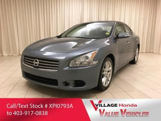 Used 2011 Nissan Maxima 3.5 SV for sale in Calgary, AB