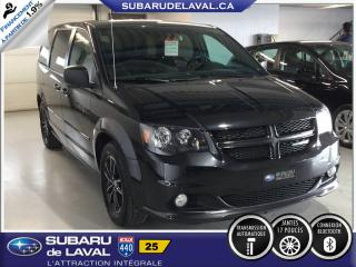 Used 2014 Dodge Grand Caravan SXT Black Top ** Caméra de recul ** for sale in Laval, QC