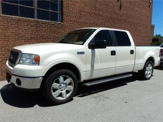 Used 2008 Ford F-150 Lariat  NAVIGATION CAMERA 4X4 for sale in Oakville, ON