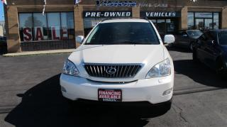Used 2009 Lexus RX 350 LEATHER/SUNROOF/HIGH RELIABILITY RATING for sale in North York, ON