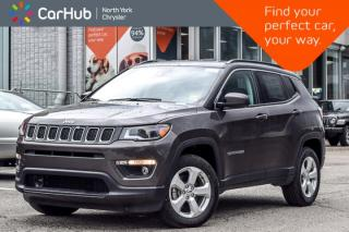 New 2018 Jeep Compass New Car North 4x4|Adv.Safety&Lighting,ColdWthr,Safety&Sec.Pkgs|17