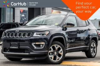 New 2018 Jeep Compass New Car Limited 4x4|Nav,Safety&Sec.,Adv.Safety&LightingPkgs|PanoSunroof| for sale in Thornhill, ON