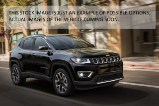 New 2018 Jeep Compass New Car Limited 4x4|Safety&Sec.,Adv.Safety&LightingPkgs|R-Start| for sale in Thornhill, ON