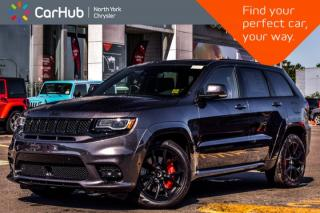 New 2018 Jeep Grand Cherokee New Car SRT 4x4|TrailerTowPkg|SRTHighPerf.Audio|PanoSunroof| for sale in Thornhill, ON