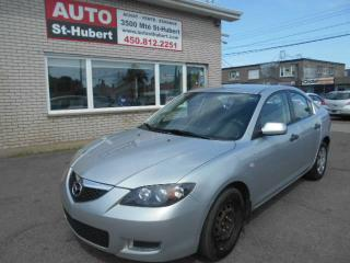 Used 2009 Mazda MAZDA3 for sale in Saint-hubert, QC