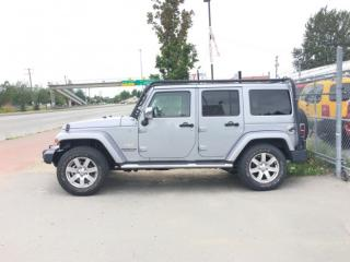 Used 2014 Jeep Wrangler Unlimited 4WD 4dr Altitude for sale in Coquitlam, BC