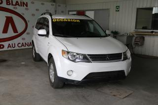 Used 2008 Mitsubishi Outlander Ls Awd A/c Mags for sale in Ste-Julie, QC
