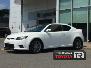 Used 2013 Scion tC *MANUELLE - TOIT - MAGS - BLUETOOTH for sale in Trois-rivieres, QC