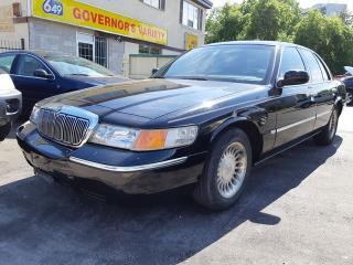 Used 2002 Mercury Grand Marquis LS Premium for sale in Dundas, ON