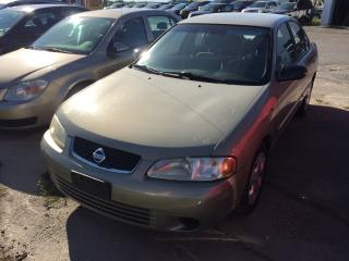 Used 2003 Nissan Sentra XE for sale in Alliston, ON