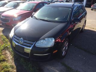 Used 2009 Volkswagen Jetta Wagon HIGHLINE for sale in Alliston, ON