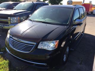 Used 2012 Chrysler Town & Country Limited for sale in Alliston, ON
