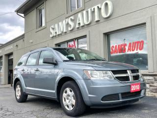 Used 2010 Dodge Journey FWD 4DR SE for sale in Hamilton, ON